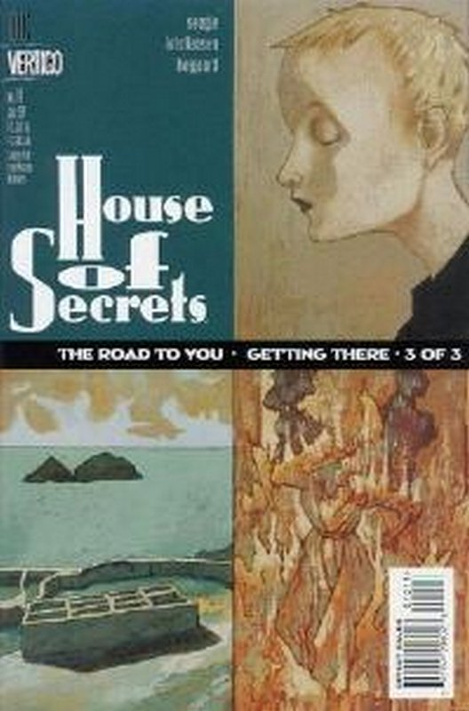 Cover of House of Secrets (Vol 2) #10. One of 250,000 Vintage American Comics on sale from Krypton!