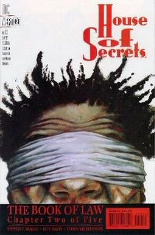 Cover of House of Secrets (Vol 2) #12. One of 250,000 Vintage American Comics on sale from Krypton!