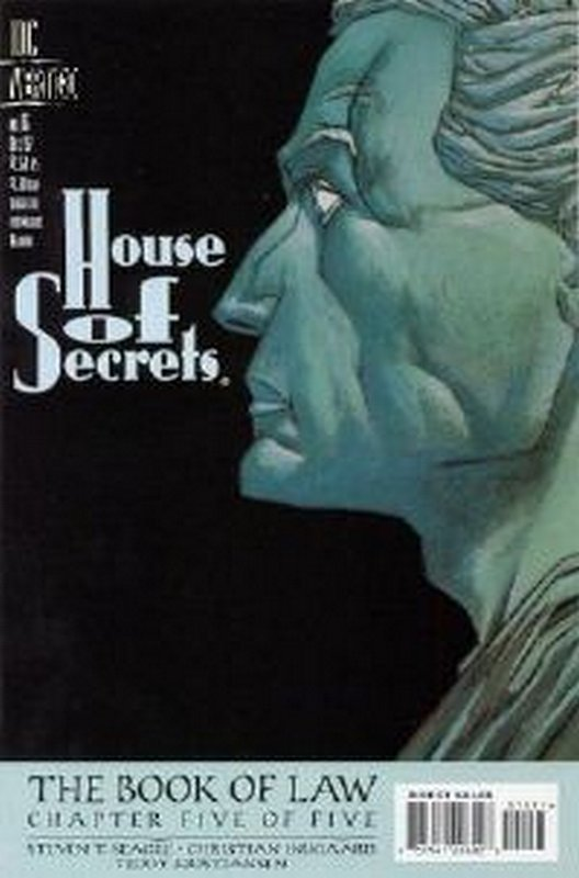 Cover of House of Secrets (Vol 2) #15. One of 250,000 Vintage American Comics on sale from Krypton!