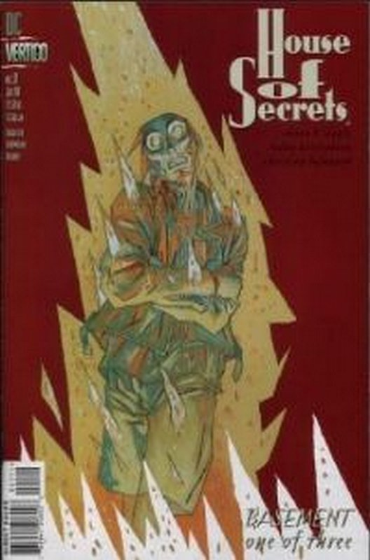 Cover of House of Secrets (Vol 2) #21. One of 250,000 Vintage American Comics on sale from Krypton!