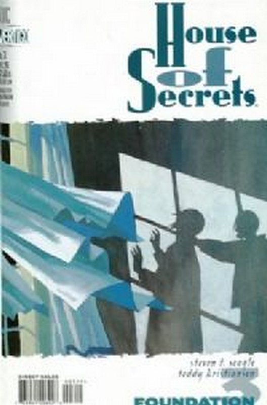 Cover of House of Secrets (Vol 2) #3. One of 250,000 Vintage American Comics on sale from Krypton!