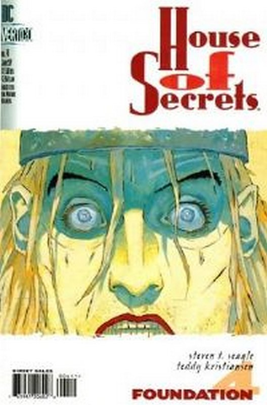 Cover of House of Secrets (Vol 2) #4. One of 250,000 Vintage American Comics on sale from Krypton!