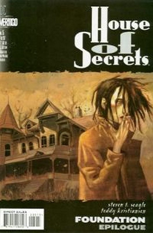 Cover of House of Secrets (Vol 2) #5. One of 250,000 Vintage American Comics on sale from Krypton!