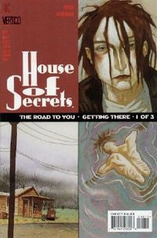 Cover of House of Secrets (Vol 2) #8. One of 250,000 Vintage American Comics on sale from Krypton!