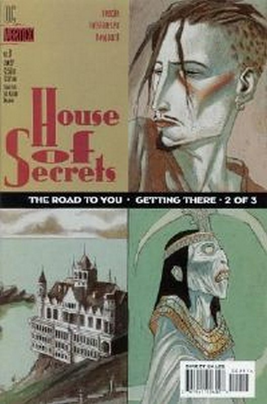 Cover of House of Secrets (Vol 2) #9. One of 250,000 Vintage American Comics on sale from Krypton!