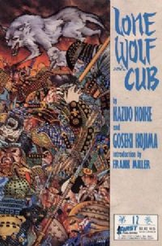 Cover of Lone Wolf and Cub (Vol 1) #12. One of 250,000 Vintage American Comics on sale from Krypton!