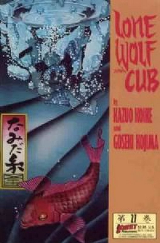 Cover of Lone Wolf and Cub (Vol 1) #27. One of 250,000 Vintage American Comics on sale from Krypton!