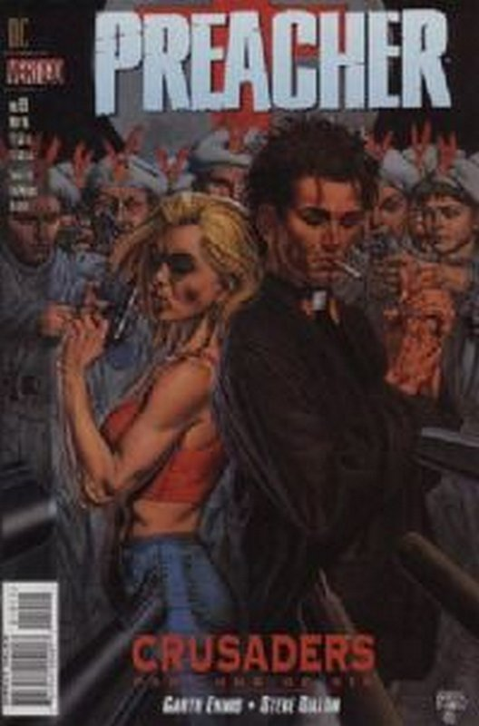 Cover of Preacher #19. One of 250,000 Vintage American Comics on sale from Krypton!