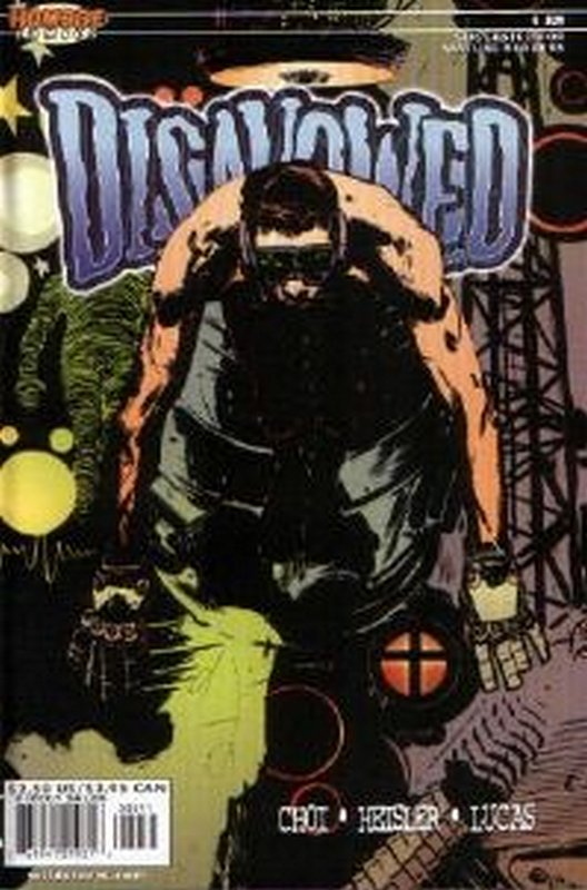 Cover of Disavowed (2000 Ltd) #4. One of 250,000 Vintage American Comics on sale from Krypton!