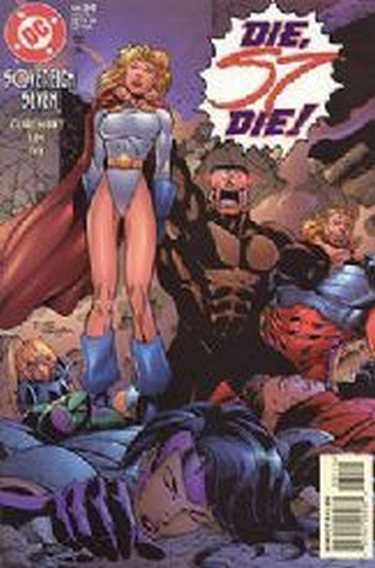 Cover of Sovereign Seven (Vol 1) #30. One of 250,000 Vintage American Comics on sale from Krypton!