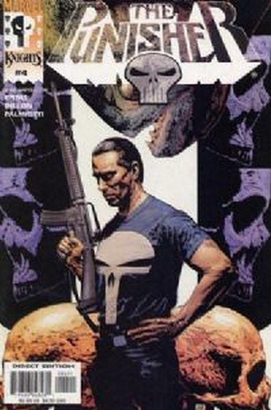 Cover of Punisher (2000 Ltd) #4. One of 250,000 Vintage American Comics on sale from Krypton!