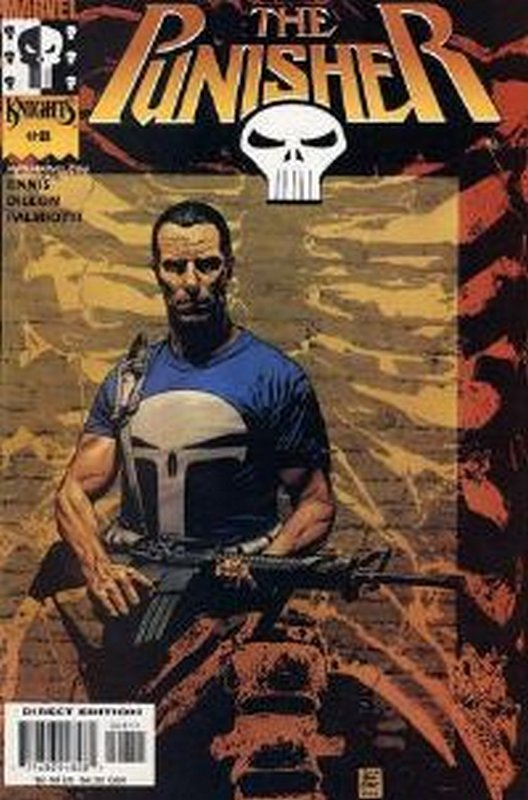 Cover of Punisher (2000 Ltd) #8. One of 250,000 Vintage American Comics on sale from Krypton!