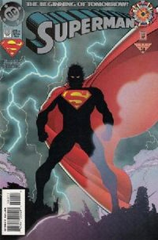 Cover of Superman (Vol 2) #0. One of 250,000 Vintage American Comics on sale from Krypton!