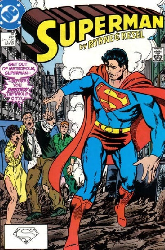 Cover of Superman (Vol 2) #10. One of 250,000 Vintage American Comics on sale from Krypton!