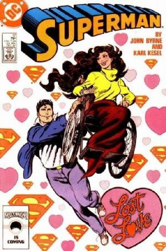 Cover of Superman (Vol 2) #12. One of 250,000 Vintage American Comics on sale from Krypton!