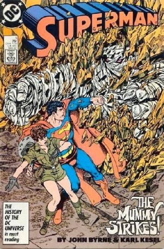 Cover of Superman (Vol 2) #5. One of 250,000 Vintage American Comics on sale from Krypton!