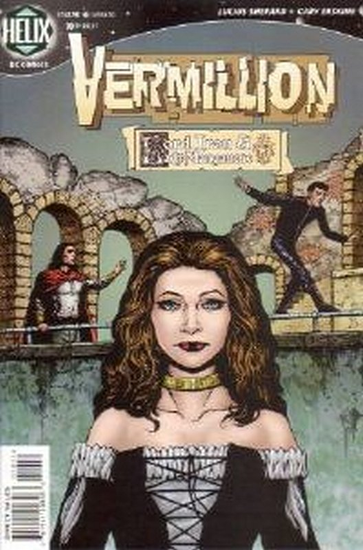 Cover of Vermillion (Vol 1) #10. One of 250,000 Vintage American Comics on sale from Krypton!