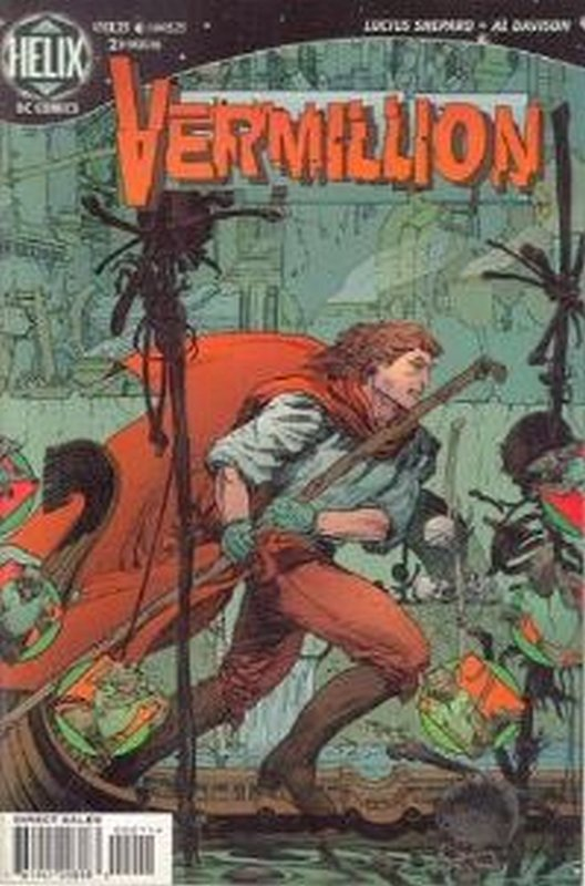 Cover of Vermillion (Vol 1) #2. One of 250,000 Vintage American Comics on sale from Krypton!