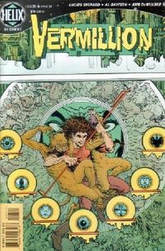 Cover of Vermillion (Vol 1) #7. One of 250,000 Vintage American Comics on sale from Krypton!