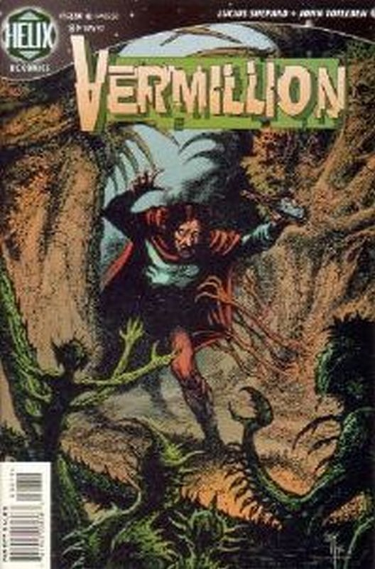Cover of Vermillion (Vol 1) #8. One of 250,000 Vintage American Comics on sale from Krypton!