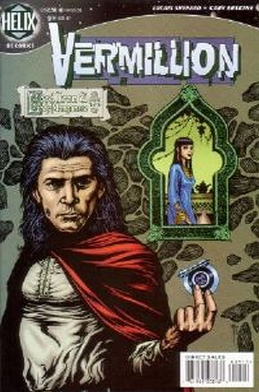 Cover of Vermillion (Vol 1) #9. One of 250,000 Vintage American Comics on sale from Krypton!