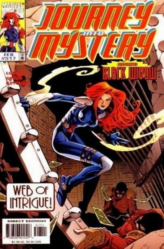 Cover of Journey Into Mystery (Vol 3) #517. One of 250,000 Vintage American Comics on sale from Krypton!