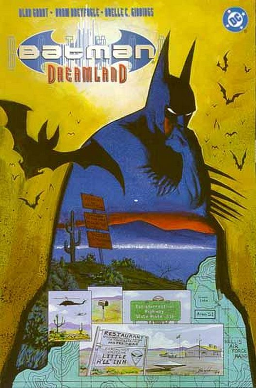 Cover of Batman: Dreamland (2000 One Shot) #1. One of 250,000 Vintage American Comics on sale from Krypton!