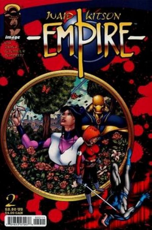 Cover of Empire (Image) (Vol 1) #2. One of 250,000 Vintage American Comics on sale from Krypton!