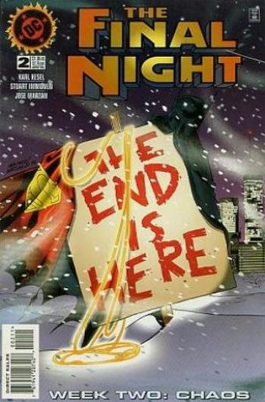 Cover of Final Night (1996 Ltd) #2. One of 250,000 Vintage American Comics on sale from Krypton!