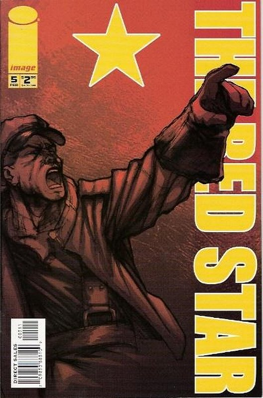 Cover of Red Star (Vol 1) #5. One of 250,000 Vintage American Comics on sale from Krypton!