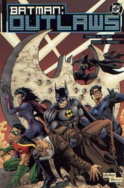 Cover of Batman: Outlaws (2000 Ltd) #2. One of 250,000 Vintage American Comics on sale from Krypton!