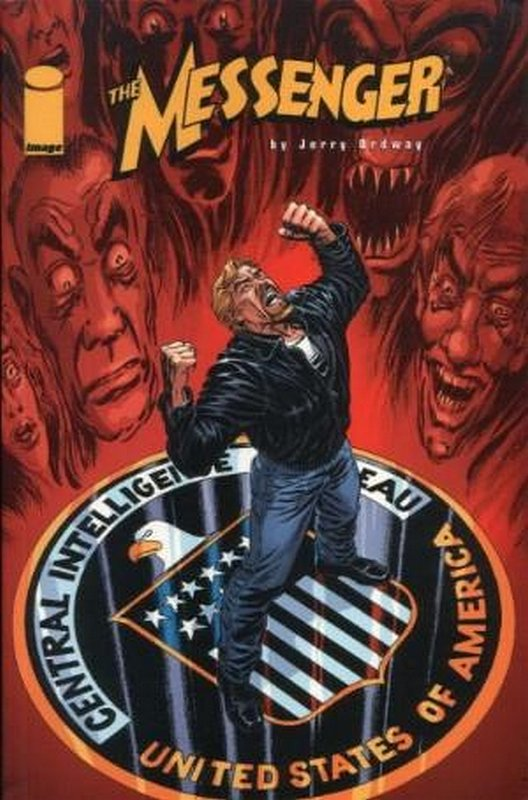 Cover of Messenger (2000 One Shot) #1. One of 250,000 Vintage American Comics on sale from Krypton!