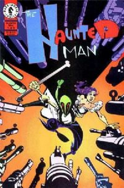 Cover of Haunted Man (2000 One Shot) #1. One of 250,000 Vintage American Comics on sale from Krypton!