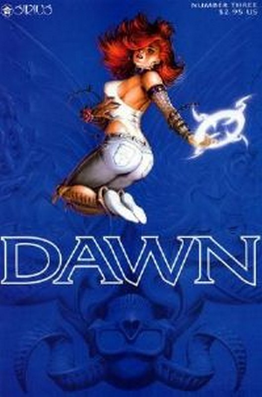 Cover of Dawn (1995 Ltd) #3. One of 250,000 Vintage American Comics on sale from Krypton!