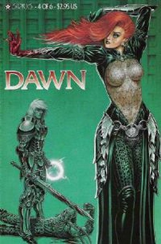 Cover of Dawn (1995 Ltd) #4. One of 250,000 Vintage American Comics on sale from Krypton!