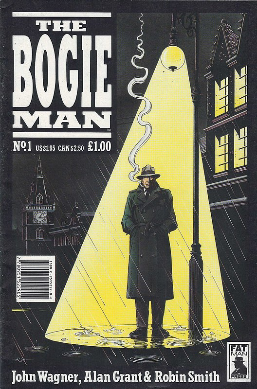 Cover of Bogie Man, The #1. One of 250,000 Vintage American Comics on sale from Krypton!