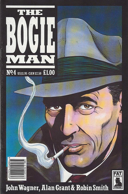 Cover of Bogie Man, The #4. One of 250,000 Vintage American Comics on sale from Krypton!