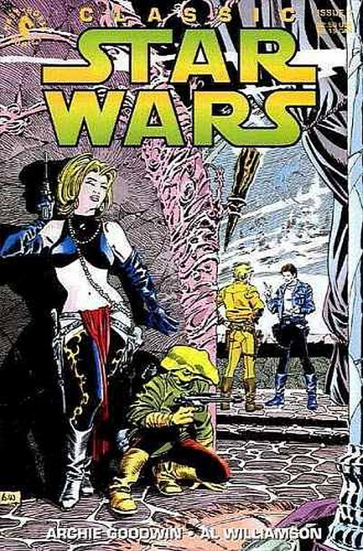Cover of Classic Star Wars    #7. One of 250,000 Vintage American Comics on sale from Krypton!