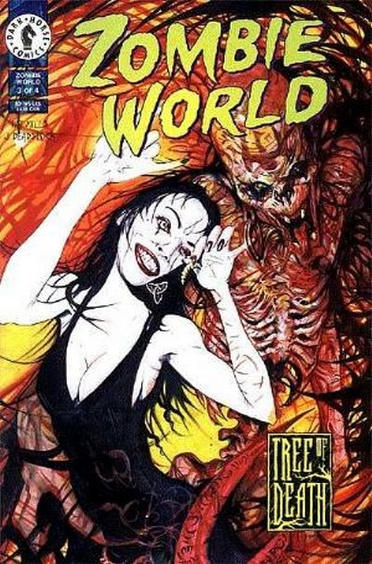 Cover of Zombie World: Tree of Death (1999 Ltd) #3. One of 250,000 Vintage American Comics on sale from Krypton!