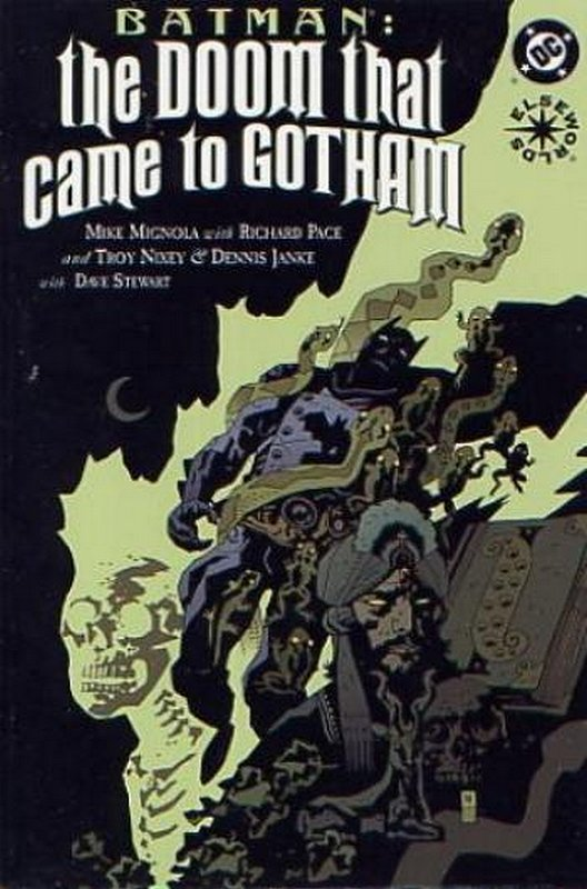 Cover of Batman: The Doom That Came To Gotham #2. One of 250,000 Vintage American Comics on sale from Krypton!