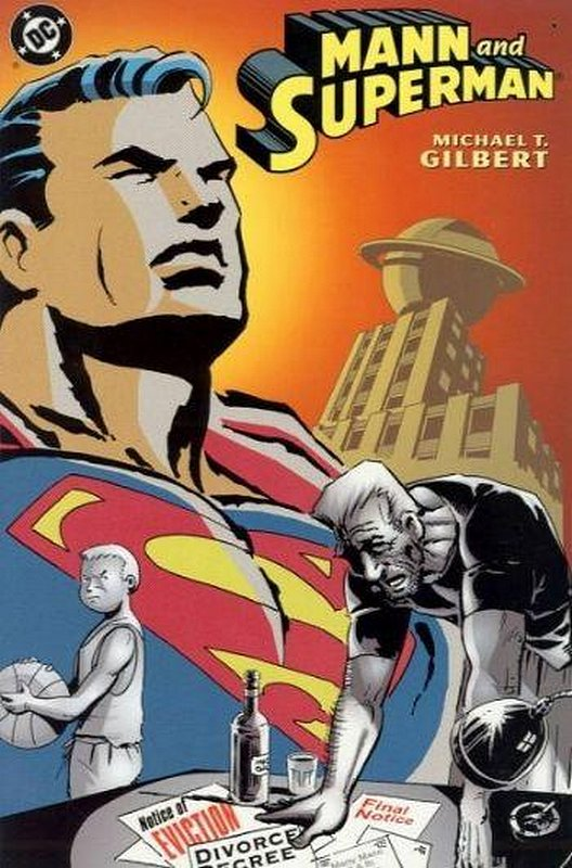 Cover of Superman: Mann & Superman (2000 One Shot) #1. One of 250,000 Vintage American Comics on sale from Krypton!