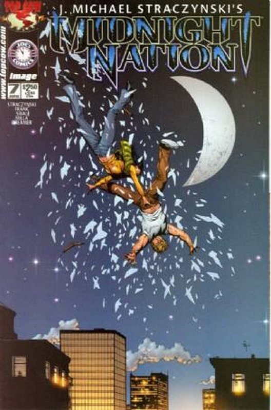 Cover of Midnight Nation (Vol 1) #7. One of 250,000 Vintage American Comics on sale from Krypton!