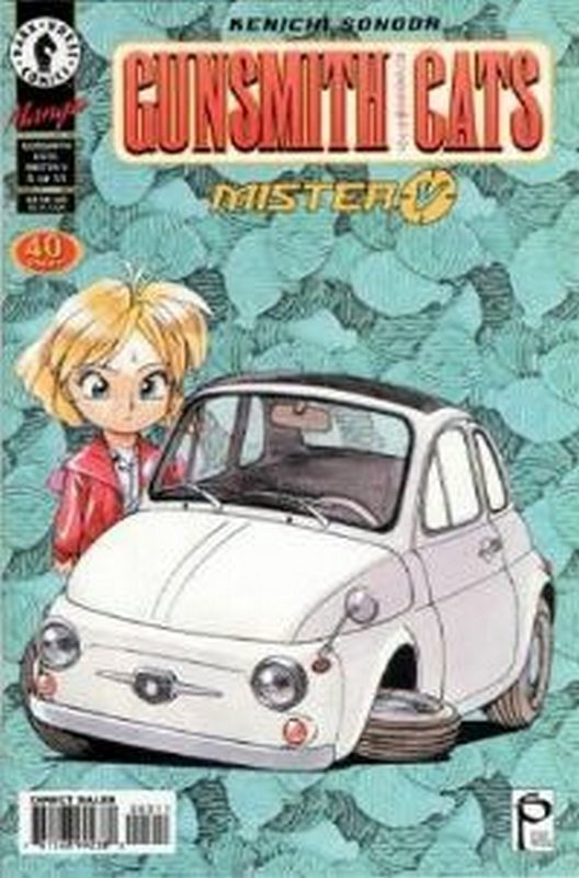 Cover of Gunsmith Cats: Mister V (2000 Ltd) #5. One of 250,000 Vintage American Comics on sale from Krypton!