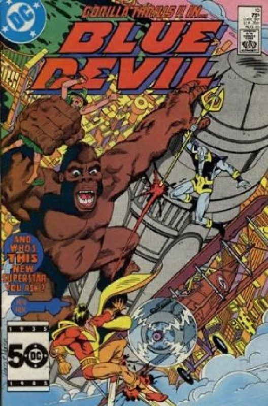 Cover of Blue Devil (Vol 1) #15. One of 250,000 Vintage American Comics on sale from Krypton!