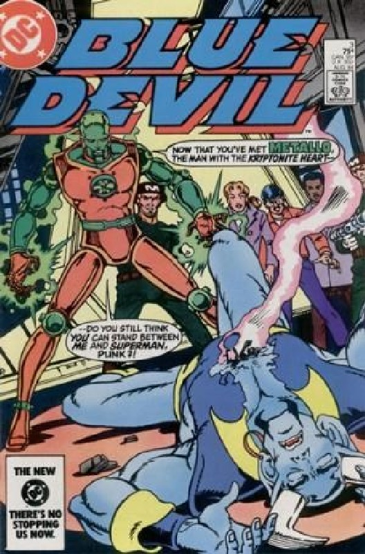 Cover of Blue Devil (Vol 1) #3. One of 250,000 Vintage American Comics on sale from Krypton!
