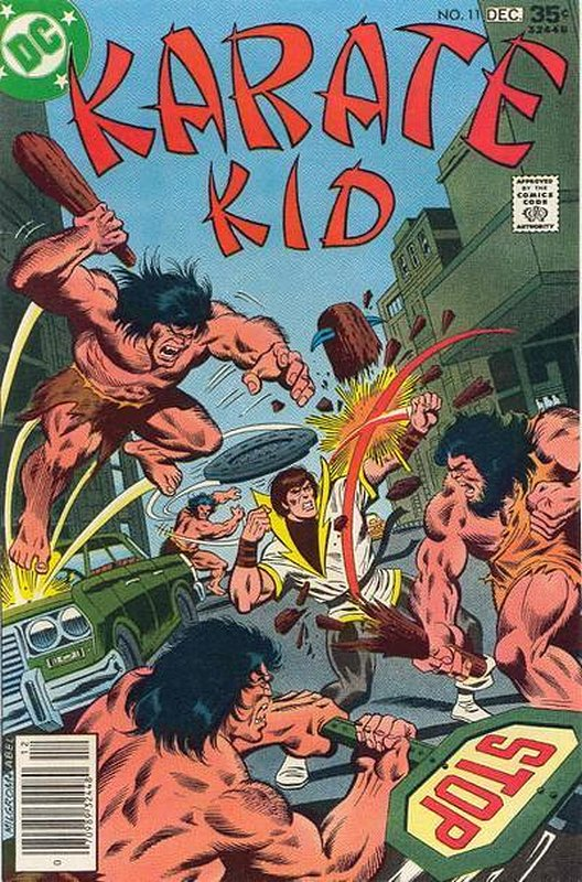 Cover of Karate Kid (Vol 1) #11. One of 250,000 Vintage American Comics on sale from Krypton!