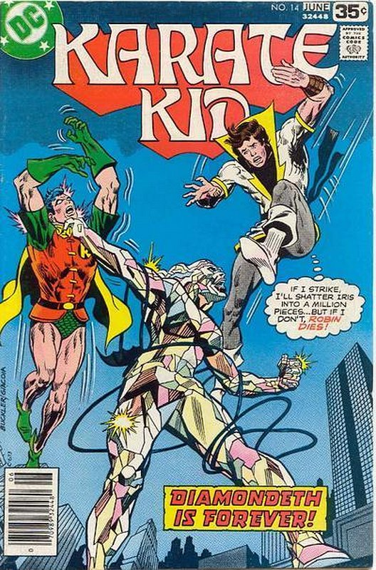 Cover of Karate Kid (Vol 1) #14. One of 250,000 Vintage American Comics on sale from Krypton!