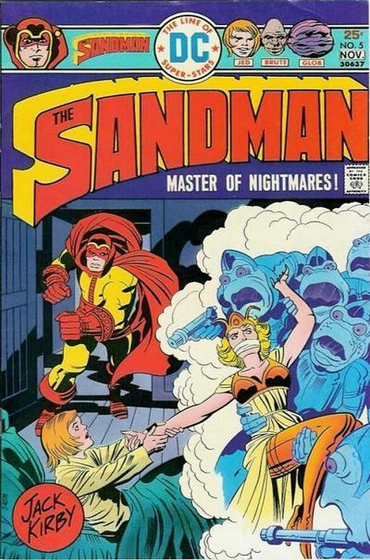 Cover of Sandman (Vol 1) #5. One of 250,000 Vintage American Comics on sale from Krypton!