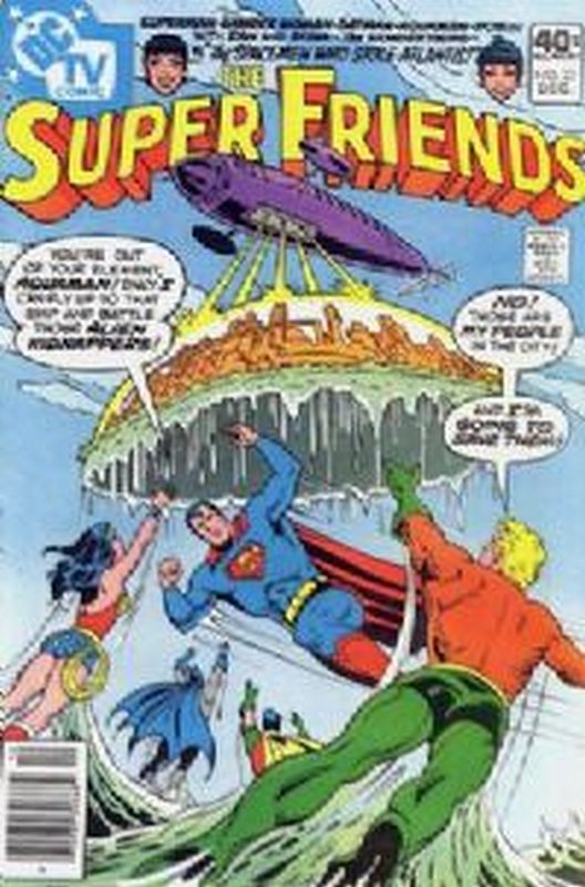 Cover of Super Friends (Vol 1) #27. One of 250,000 Vintage American Comics on sale from Krypton!