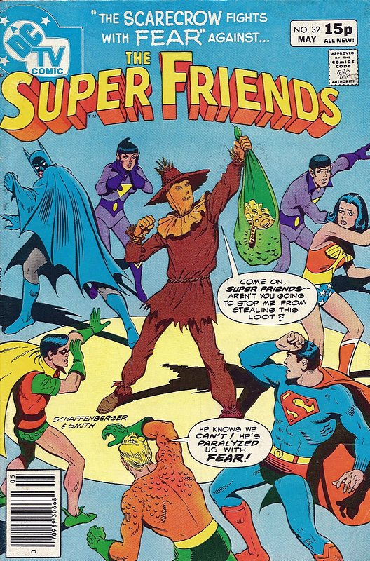Cover of Super Friends (Vol 1) #32. One of 250,000 Vintage American Comics on sale from Krypton!